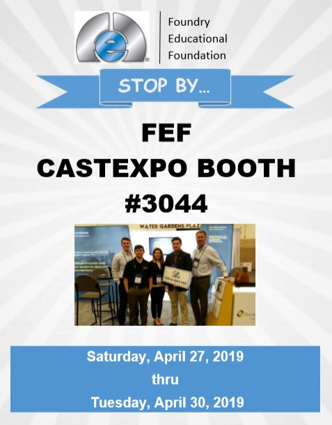 CastExpo Announcement
